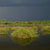 image of dark skies over river nile